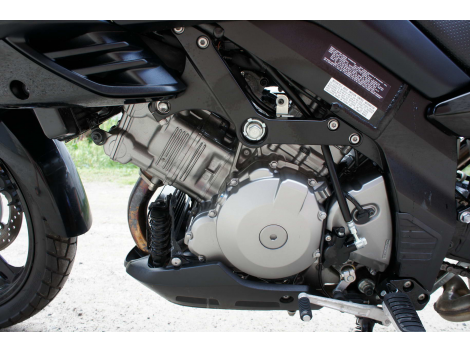 2012 SUZUKI DL1000L2 V-STROM ADVENTUR