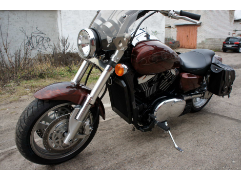 KAWASAKI VN1600B8F  MEAN STEAK