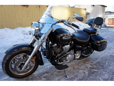 2009 YAMAHA XV1700 Road Star