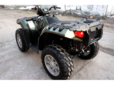 POLARIS SPORTSMAN 850 XP EPS