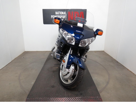 2007 HONDA  GL1800 ABS BLUE