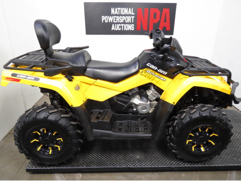 CAN-AM OUTLANDER MAX 500 XT