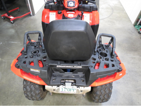 Polaris Sportsman 850 Touring EPS