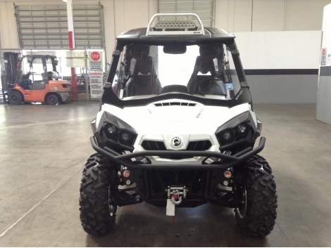 2013 CAN-AM COMMANDER 1000 LTD