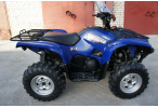 2009 Yamaha YFM700 Grizzly