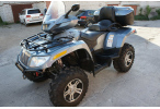 2009 ARCTIC CAT 700 touting