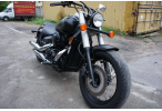 2012 HONDA  VT750C2BC SHADOW PHANTOM BLK