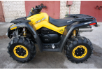 2011 CAN-AM OUTLANDER 800 X XC