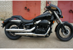 2011 Honda VT750 Shadow phantom