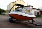 2012 BRP Sea-Doo Challenger 180 SE w/tower