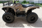 Yamaha YFM700 GRIZZLY