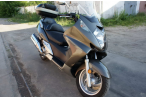 HONDA FSC600A5 SILVER WING ABS